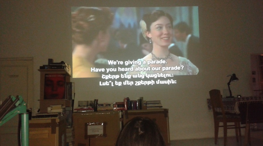 """Iron Jawed Angels"" feministic film screening"