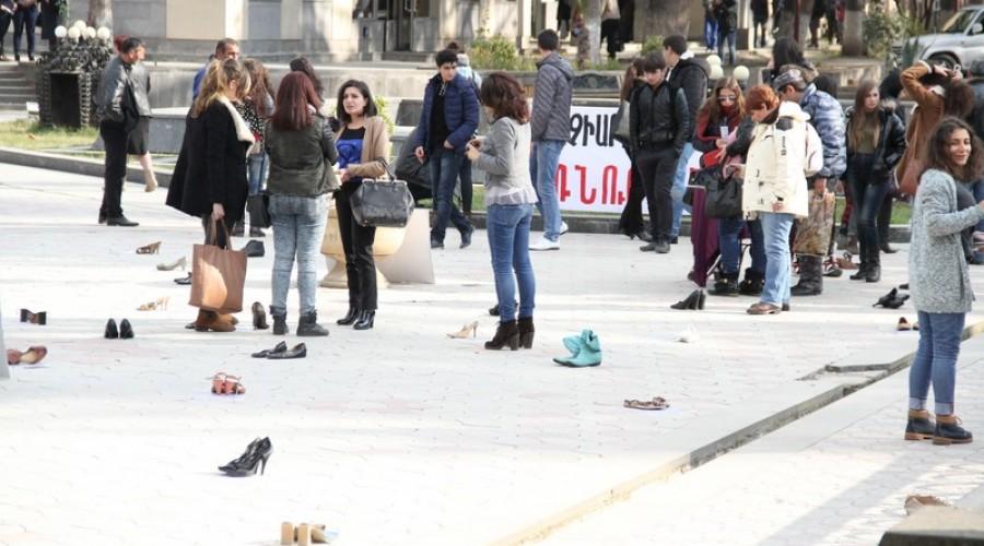Հայաստանում 50.000 դրամ ունենալու դեպքում ամուսինը կարող է ծեծել կնոջը