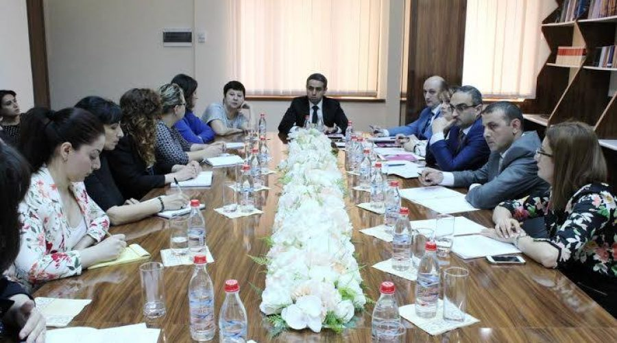 Coalition meeting with the Investigative Committee of Armenia