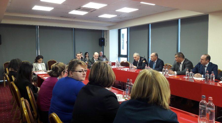 Հանդիպում-քննարկում ՀՀ քննչական կոմիտեի հետ