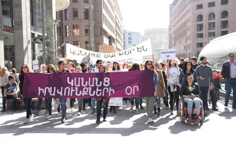 Մարտի 8․ Կանանց միջազգային օր